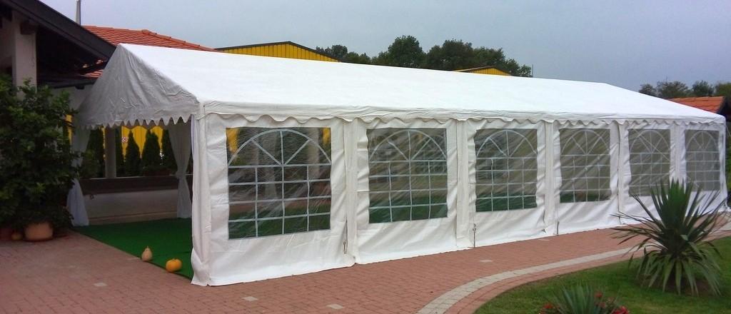 Vrhunski šatori raznih oblika i veličina za sve prigode